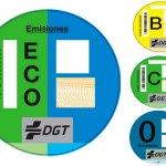 ¿Estoy obligado a poner la etiqueta ecológica en mi coche?
