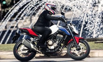 ¿Qué hacer en caso de accidente de moto?
