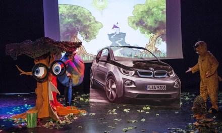 BMW concientiza a los más pequeños sobre la conducción responsable