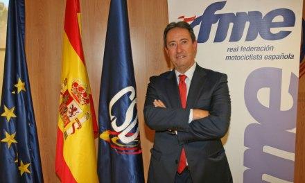 Manuel Casado logra la presidencia de la Federación Española de Motociclismo RFME