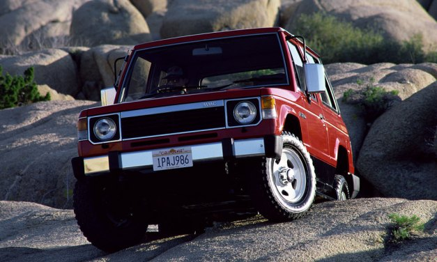 Mitsubishi: 100 años de historia… y 80 en 4×4