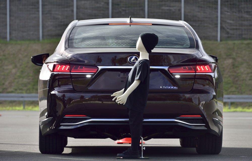Así son los planes de Toyota para reducir los accidentes de tráfico