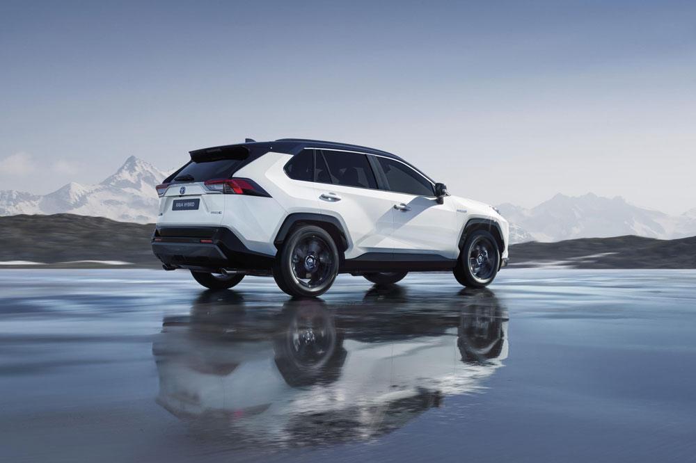 Nuevo Toyota Rav4 Hybrid 2019