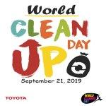 Toyota organiza una jornada de recogida de residuos en el Día Mundial de la Limpieza