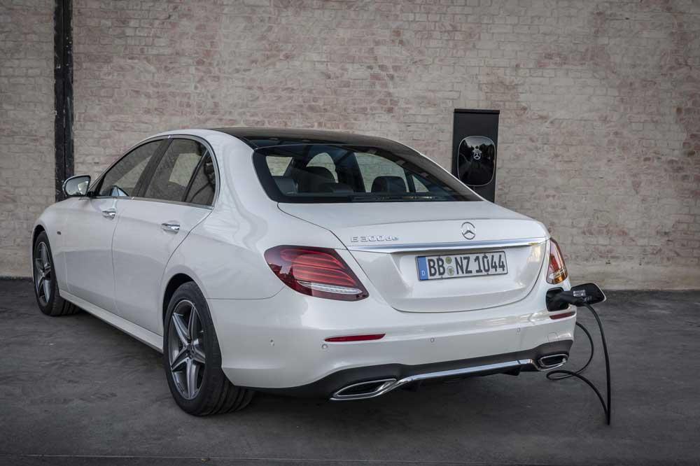 Aplicación EQ Ready en Mercedes