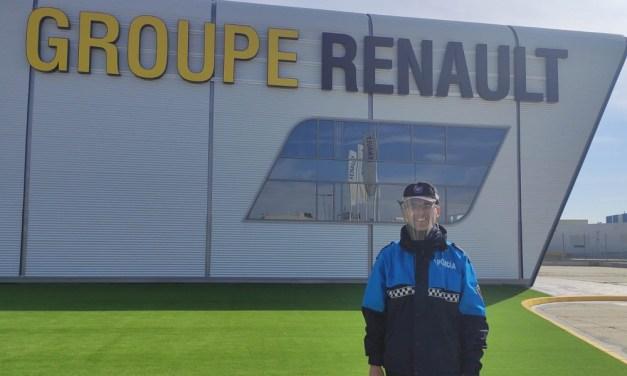 Renault al Rescate, ahora con la policía municipal