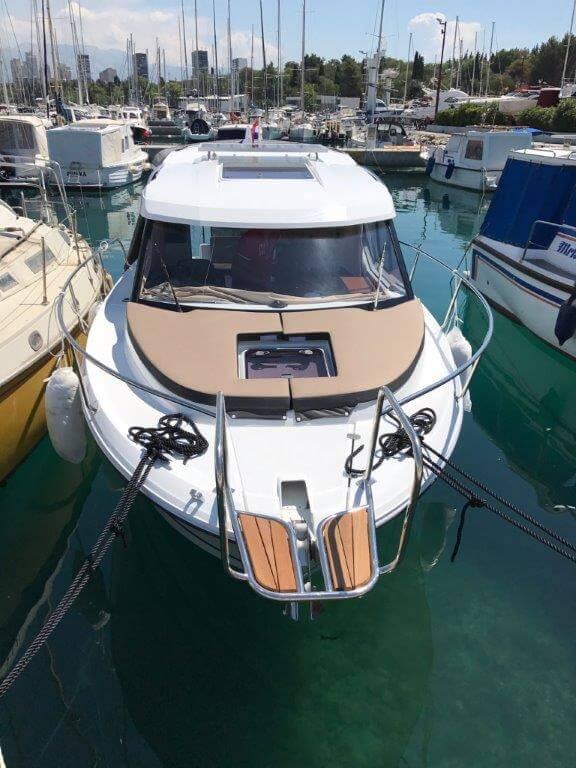 Merry Fisher 795 Used Boats Euromarine Croatia