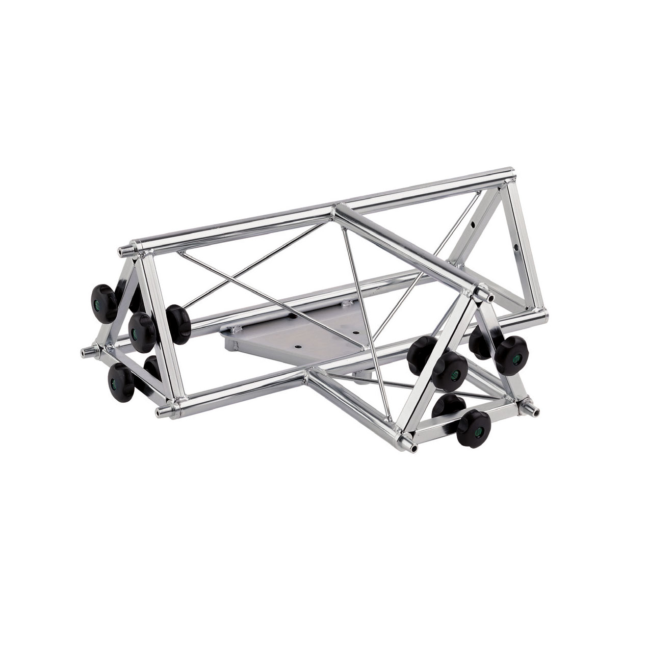 Triangular Truss 4 Ways T Style Male Steel