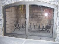 Eurometalsmiths | Fireplace Doors
