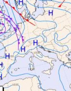 Hirlam also euroweather the weather charts of italy europe and mediterranean rh eurometeo