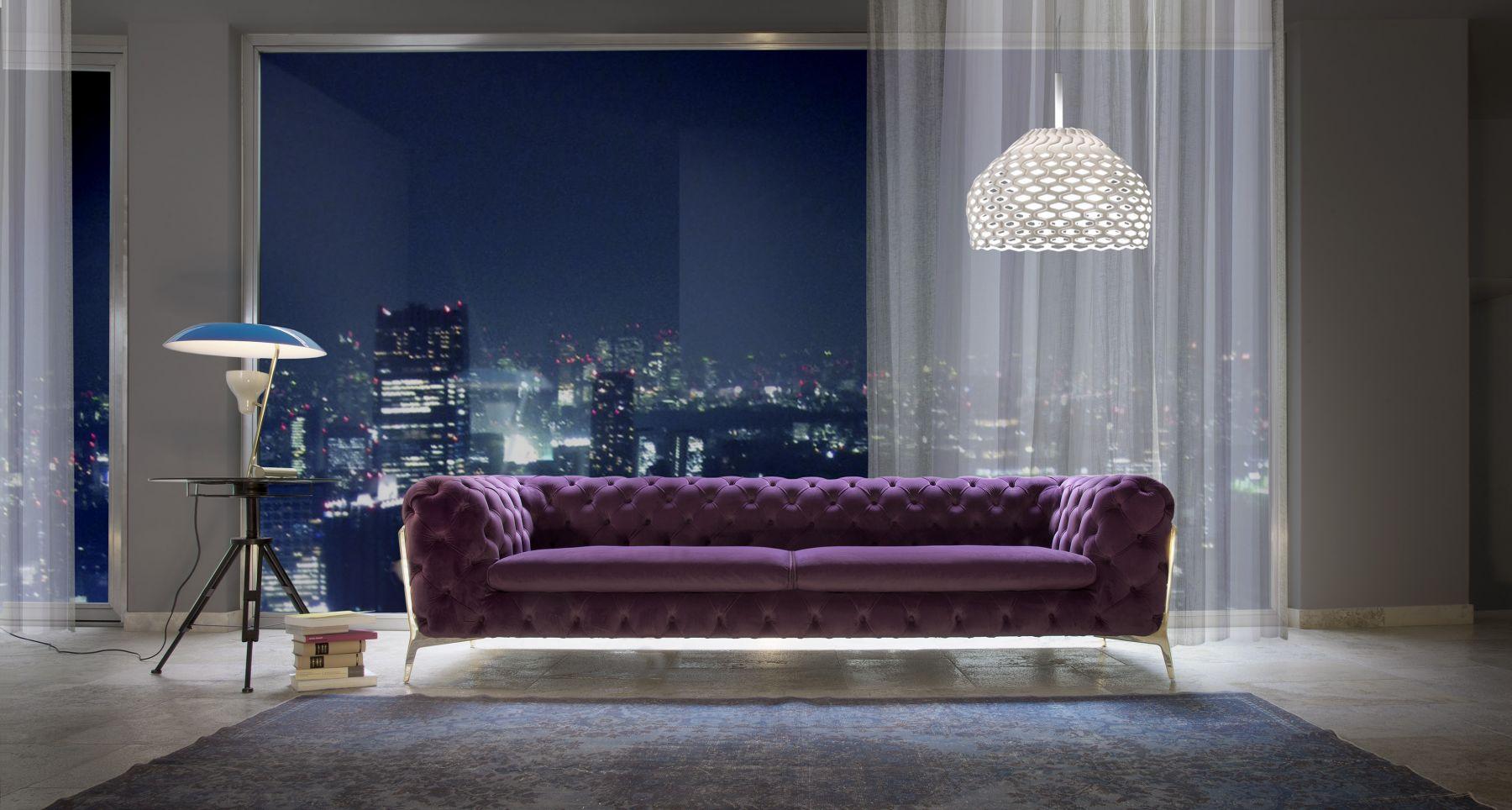 italia sofa rh mid century modern style bed belle epoque calia euromobilia