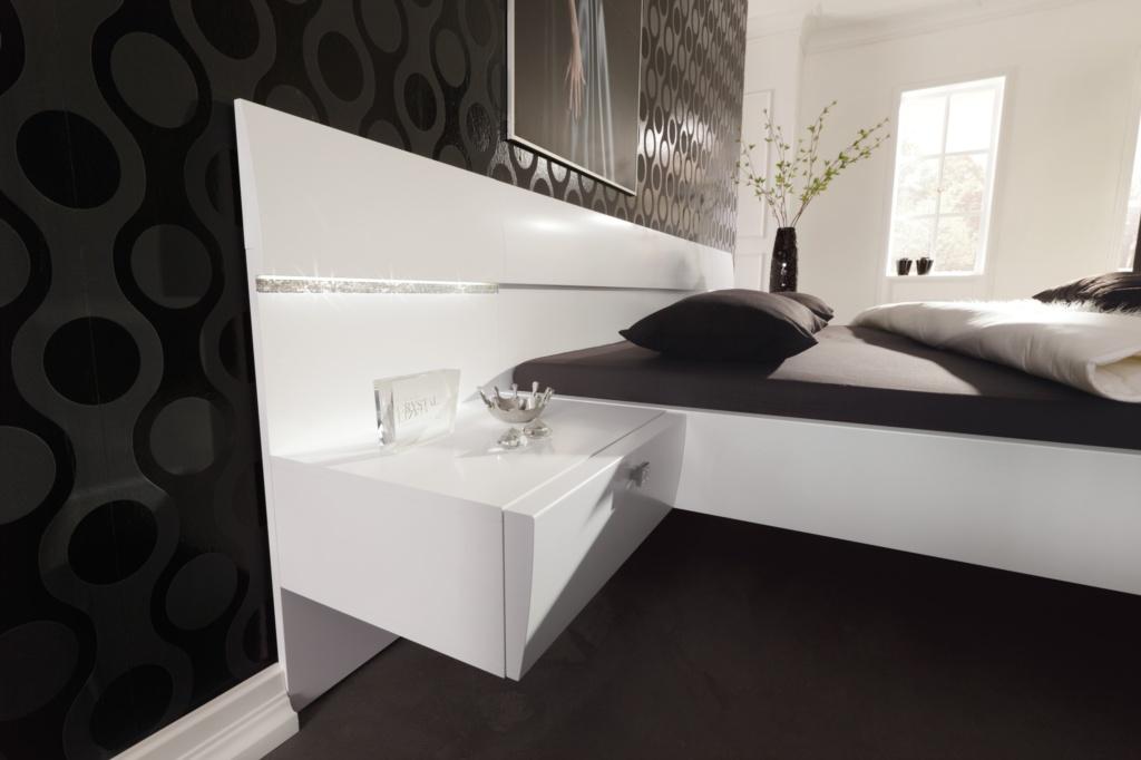 Nolte Delbrück Schlafzimmer Starlight Weiß | Möbel Letz – Ihr
