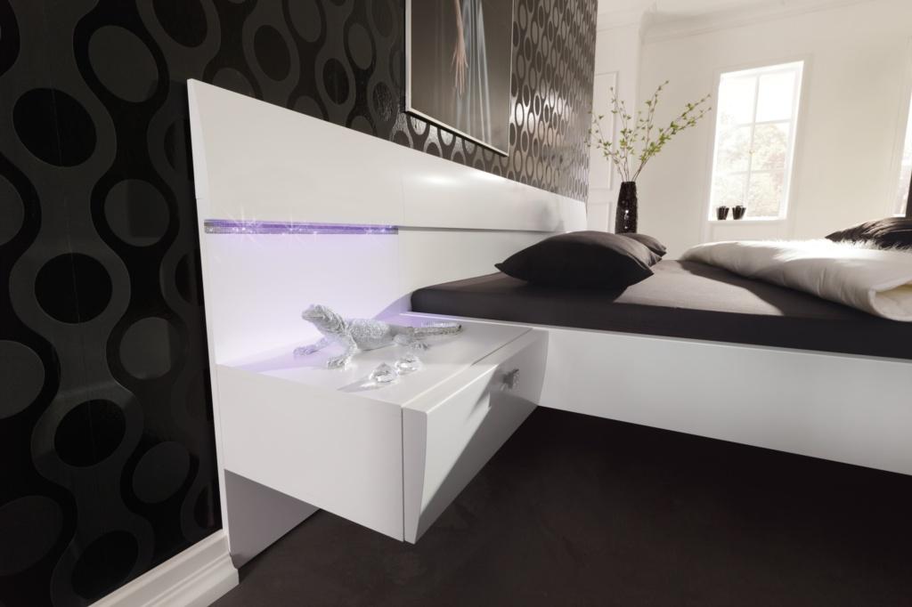 Schlafzimmer STARLIGHT von Nolte Delbrck modeline ait