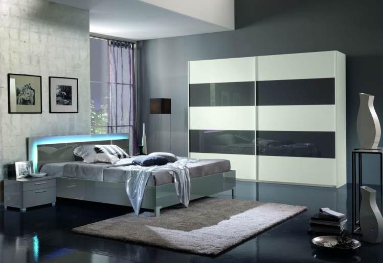 Lux yatak odasi takimi  italyan design  surgulu dolap