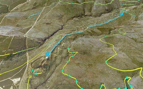 Un estudio determina la formación de los depósitos de oro del Teleno