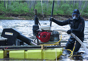 Buscadores de oro del siglo XXI en Alaska