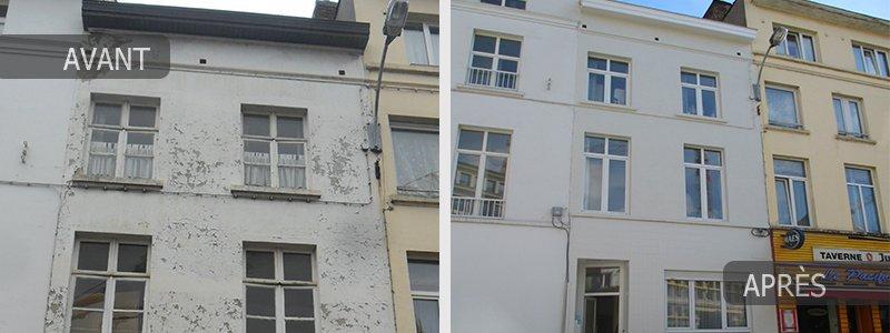 peintre en bâtiment à Bruxelles