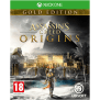 Xbox One Game Assassin S Creed Origins Gold Edition