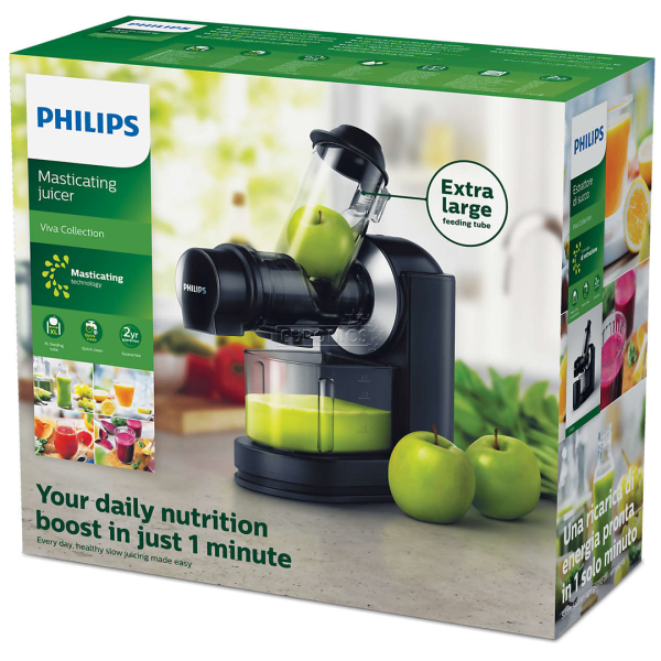 Juice Extractor Viva Collection Philips Hr1889 70
