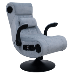 Rocking Game Chair Posture Correcting Gaming X Rocker Deluxe 4 1 094338510775