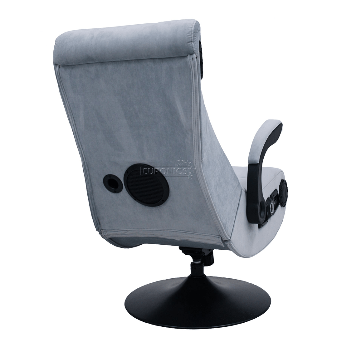 console gaming chair kitchen high chairs x rocker deluxe 4 1 094338510775