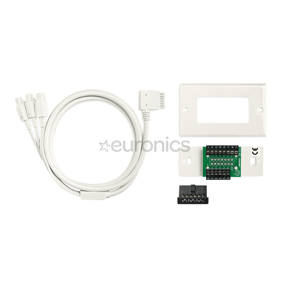 medium resolution of in wall wiring kit bose easily connect pre installed speaker