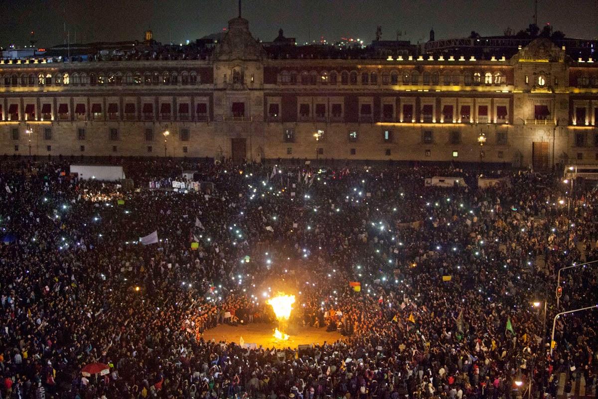 Messico: la strage, la repressione e alcune buone notizie