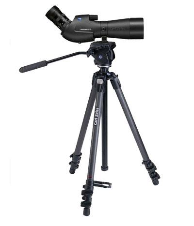 DiaScope 65 T* FL Angled Spotting Scope/Tripod kit DEMO on