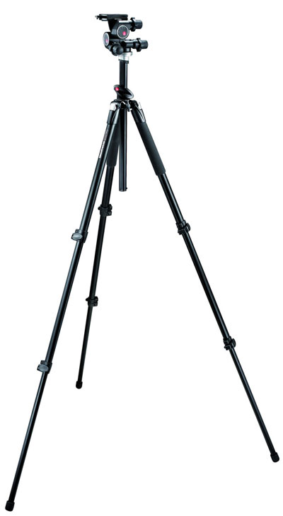 Manfrotto Tripod and Gear Head 055XPROB,410 ON SALE