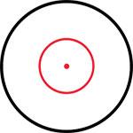 Leupold Mark 4 CQT 1-3x14 Illum Circle Dot 67670 for sale!