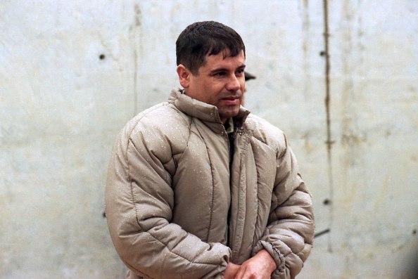 Joaquín El Chapo Guzmán, líder del cartel de Sinaloa