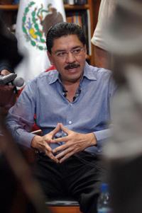 Ulises Ruiz, exgobernador de Oaxaca