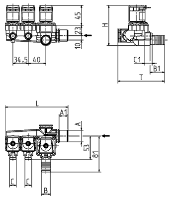 Normally Closed Solenoid Electrical Solenoid Design Wiring