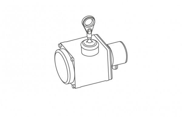 Draw-wire linear transducer SWM, Draw-wire sensor with a