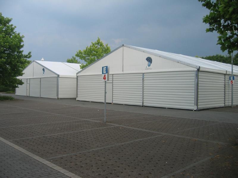 Lagerzelt | Unternehmen