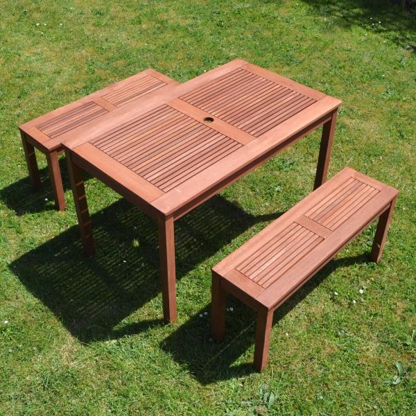 Hardwood Garden Seats Uk
