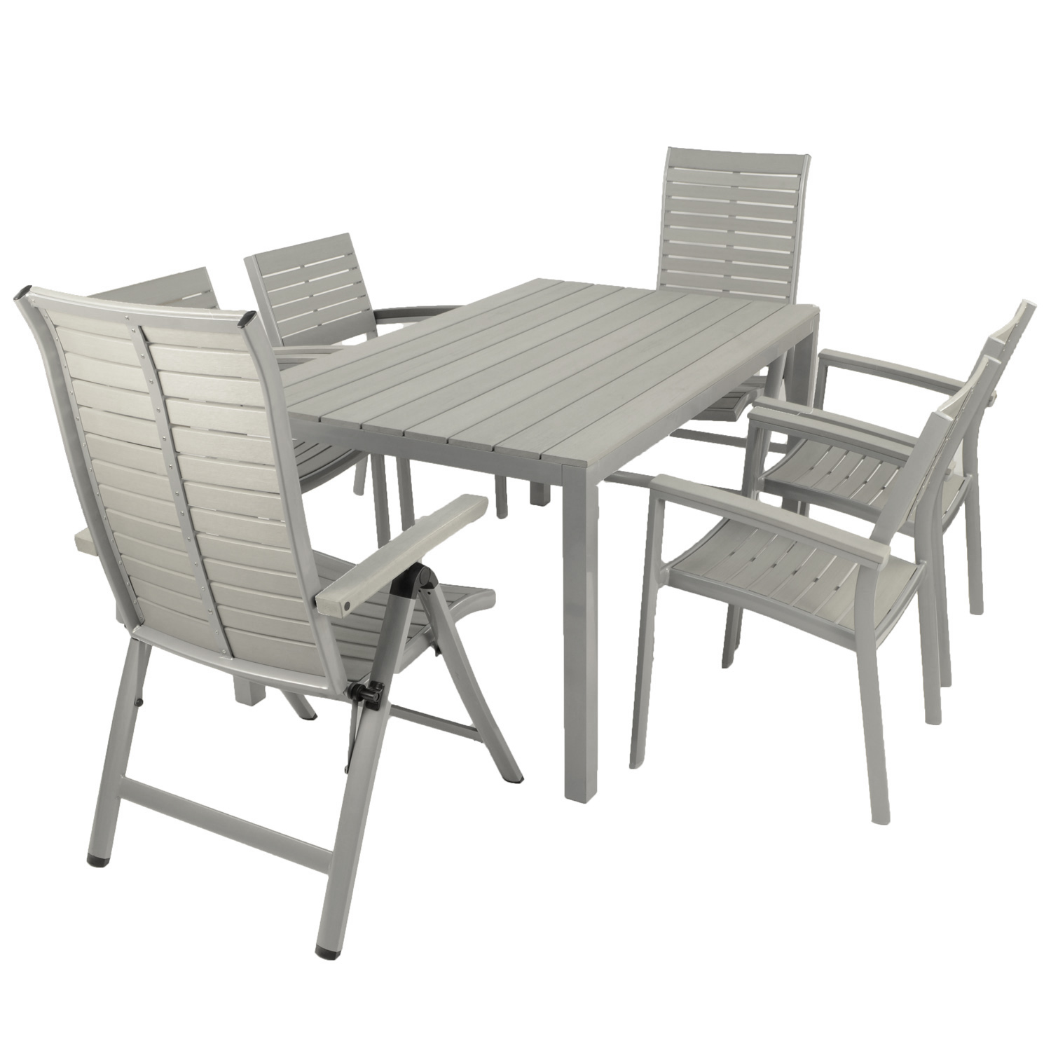 stacking dining chairs uk chaise lounge for patio fontello set with 6