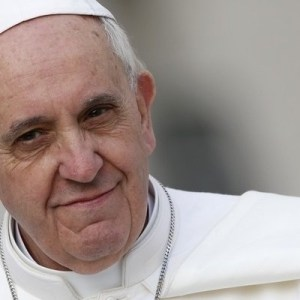 Ferenc  pápa piros jelzést adott a cigarettának