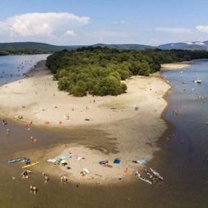 A Duna sodrában