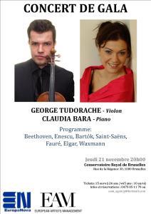 Concert de Gala 21 nov