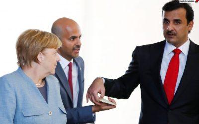 ألمانيا.. يجب ان تبقى بعيدا عن قطر !