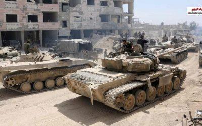 معركة الجنوب السوري ومابعد محادثات أستانة 10. بقلم صفوان داؤد