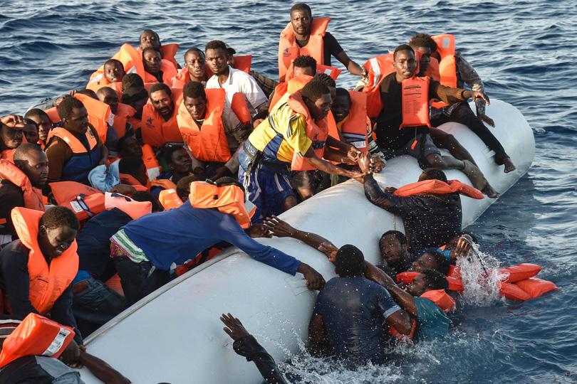 اتجاهات و دوافع الهجرة ، منطقة شمال افريقيا
