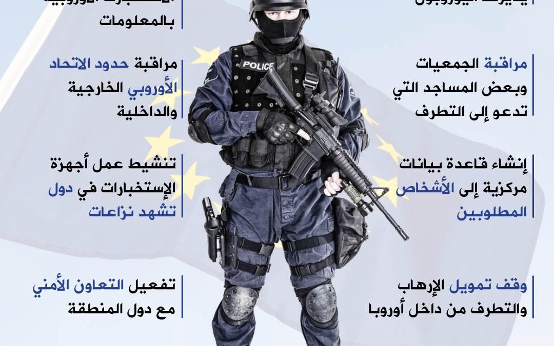 مكافحة الإرهاب .. آليات تعزيز الأمن داخل الاتحاد الأوروبي