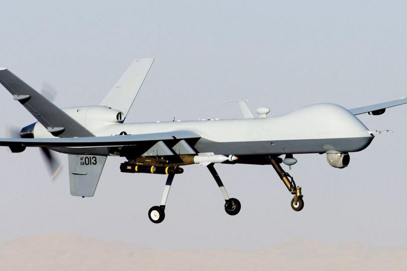 حروب الطائرات المسيرة بدون طيار في الشرق الاوسط  التهديد والمعالجات. الدكتور عماد علوّ