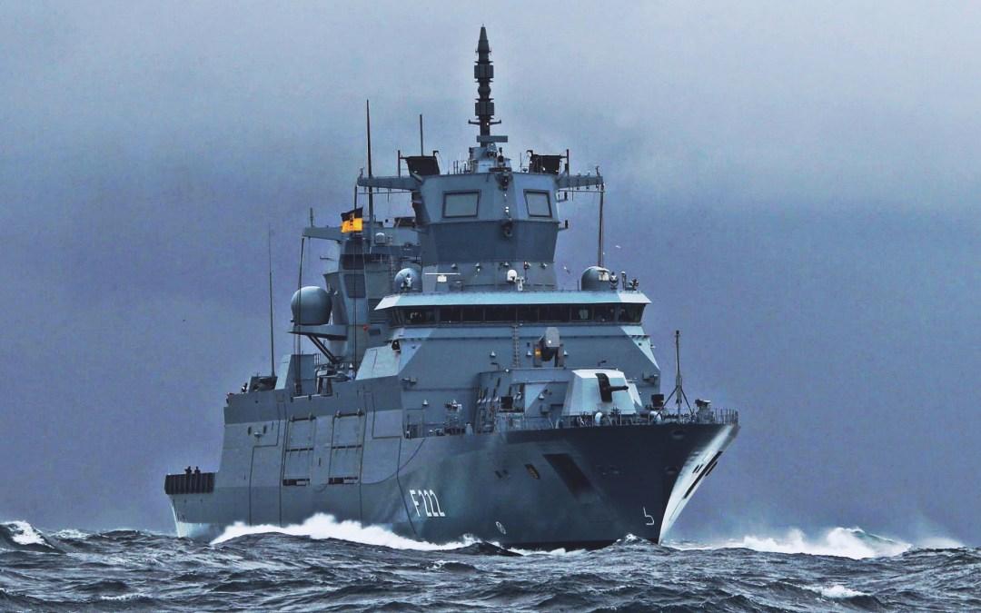 ماهي مهمة قوة المانيا البحرية المحتملة في مضيق هرمز  ؟