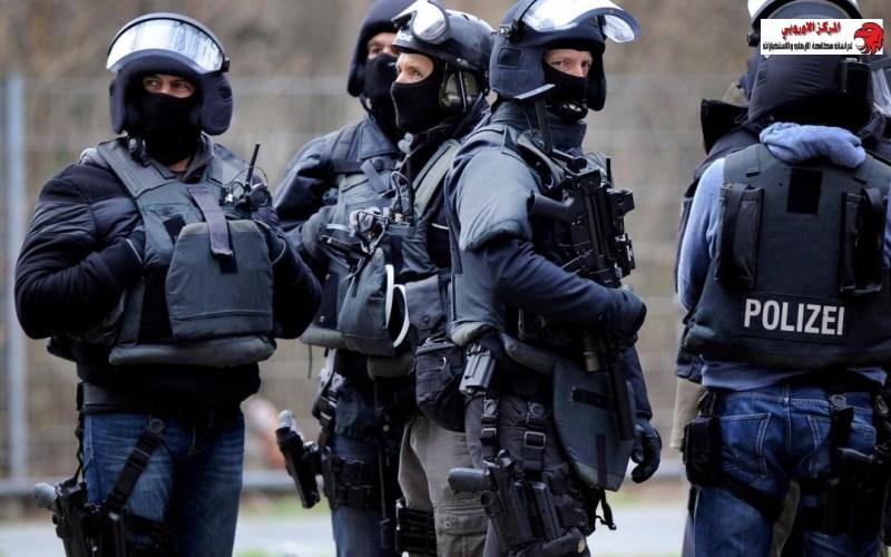 مكلفحة الارهاب المانيا