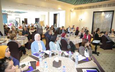 مشاركة المركز فى ورشة عمل نظمها الاتحاد الأوروبي في القاهرة