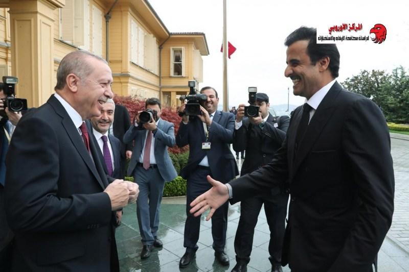 تركيا وقطر والارهاب