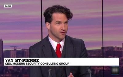 مستشار مكافحة الإرهاب الدولي الدكتور يان بيير يكتب حصريا الى المركز الأوروبي حول أمن المانيا